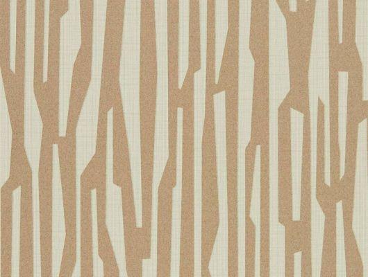 Заказать дизайнерские обои на основе флизелина для гостинной 112169 из коллекции Momentum 6 от  Harlequin с абстрактным рисунком в золотых тонах на бежевом фоне со стеклярусом с бесплатной доставкой до дома, Momentum 6, Обои для гостиной, Обои для спальни