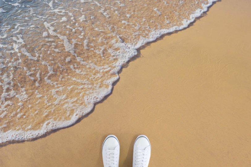10. Tranquil Beach