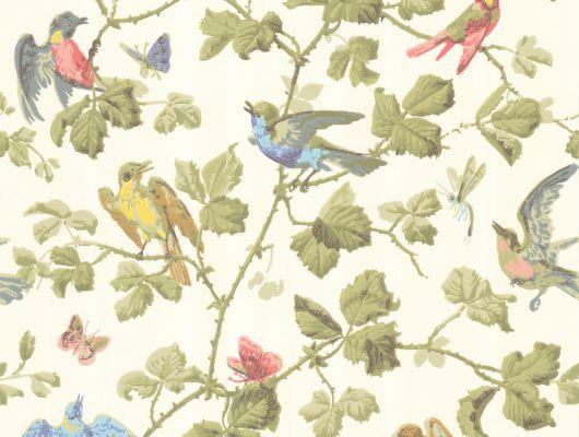 Обои art 100/2006 Флизелин Cole & Son Великобритания, Archive Anthology, Английские обои, Обои для спальни