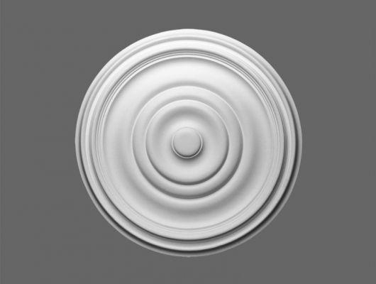 Потолочная розетка R09, Orac decor, Декор потолка, Декоративные элементы, Лепнина и молдинги, Назначение