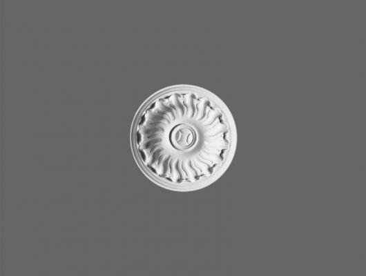 Потолочная розетка R11, Orac decor, Декор потолка, Декоративные элементы, Лепнина и молдинги, Назначение
