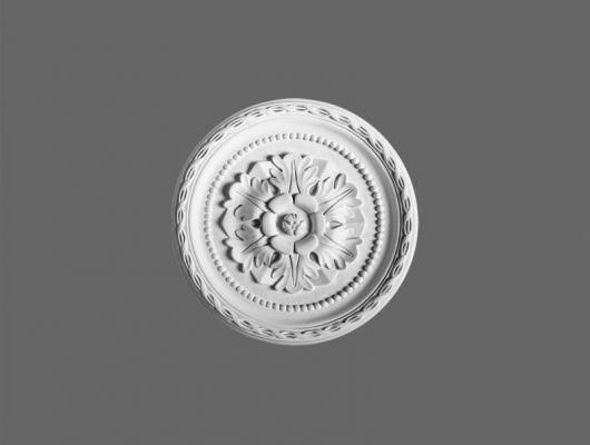 Потолочная розетка R13, Orac decor, Декор потолка, Декоративные элементы, Лепнина и молдинги, Назначение