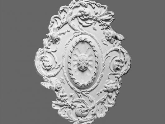 Потолочная розетка R22, Orac decor, Декор потолка, Декоративные элементы, Лепнина и молдинги, Назначение