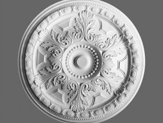 Потолочная розетка R23, Orac decor, Декор потолка, Декоративные элементы, Лепнина и молдинги, Назначение