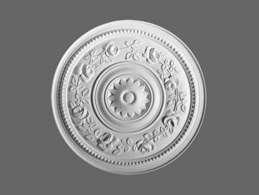 Потолочная розетка R61, Orac decor, Декор потолка, Декоративные элементы, Лепнина и молдинги, Назначение