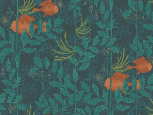 Обои art 103/4019 Флизелин Cole & Son Великобритания, Whimsical, Английские обои, Детские обои, Обои для гостиной
