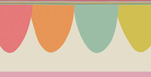 Обои art 103/8029 Флизелин Cole & Son Великобритания, Whimsical, Английские обои, Бордюры для обоев, Детские обои, Обои для прихожей