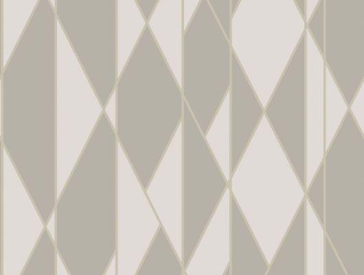 Обои art 105/11046 Флизелин Cole & Son Великобритания, Geometric II, Английские обои, Обои для спальни