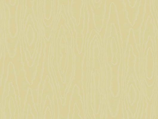 Изумительные английские обои желтого цвета с точнейшим рисунком шелка в Москве, Landscape Plains