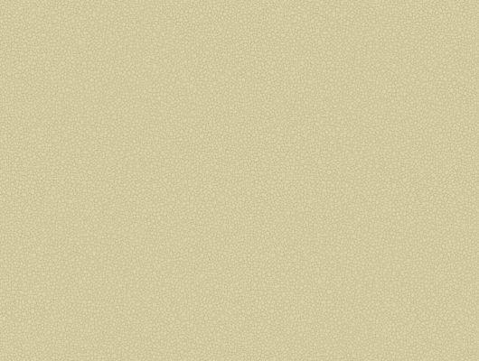 Желтые обои с мелким рисунком от Cole and Son, Landscape Plains