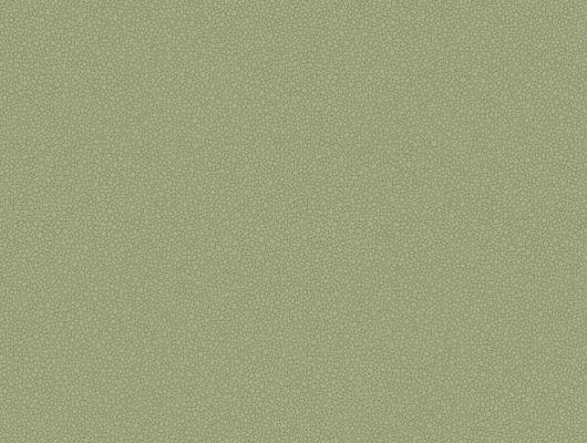 Сочные зеленые обои с мелким рисунком отлично впишется в любой интерьер, Landscape Plains