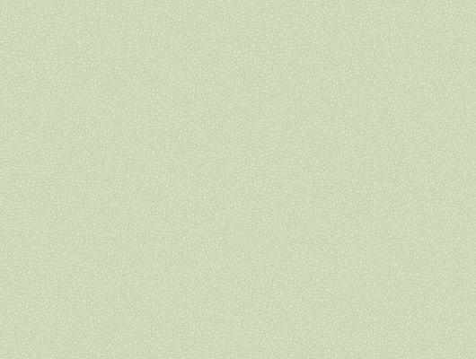 Нежнейший зеленый цвет на английских обоях с мелким рисунком, Landscape Plains, Английские обои