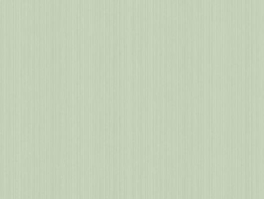 Стильные английские обои нежно бирюзового цвета с еле заметной мелкой полосой, Landscape Plains