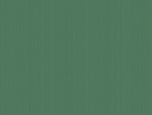 Обои с мелкой полоской и глубоким малахитовым цветом для современных интерьеров, Landscape Plains, Английские обои