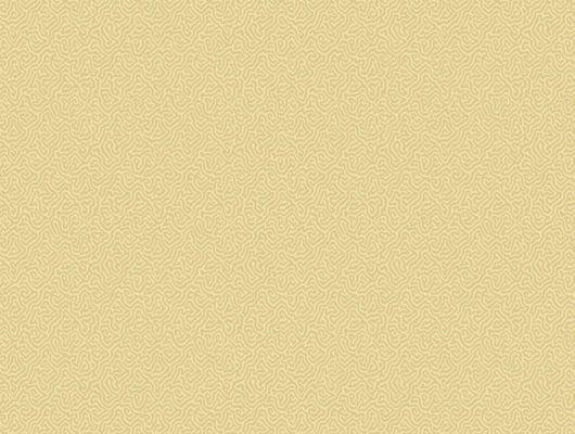 Обои для гостиной насыщенного желтого цвета с потрясающим волнистым рисунком, Landscape Plains, Обои для гостиной, Обои для комнаты