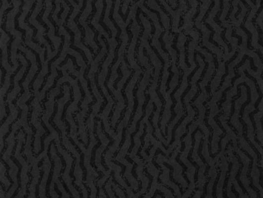 Обои флизелиновые Fardis PARADISE Pico для гостиной,  для коридора с абстрактным рисунком интерпретирующим рисунок древесной коры на однотонном фоне черного цвета, купить обои в Москве, интернет-магазин обоев, салон обоев, большой ассортимент, оплата обоев онлайн,  доставка обоев на дом, PARADISE, Обои для гостиной, Обои для кабинета