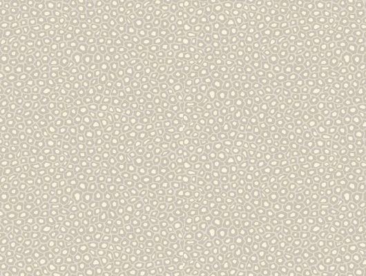 Белые обои на флизелиновой основе с паттерном жирафового окраса, Ardmore, Английские обои, Флизелиновые обои