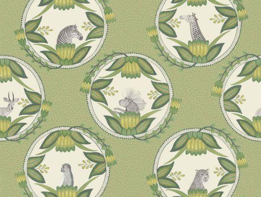 Обои art 109/9042 Флизелин Cole & Son Великобритания, Ardmore, Английские обои, Флизелиновые обои, Хиты продаж