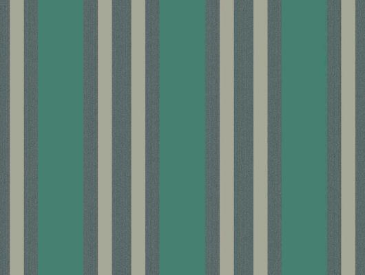Обои art 110/1002 Флизелин Cole & Son Великобритания, Marquee Stripes, Английские обои, Полосатые обои