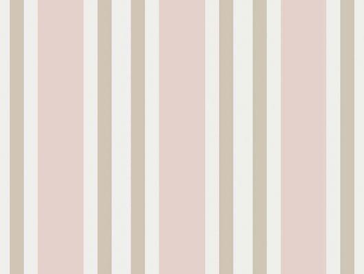 Обои art 110/1004 Флизелин Cole & Son Великобритания, Marquee Stripes, Английские обои, Полосатые обои