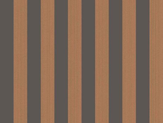 Обои art 110/3017 Флизелин Cole & Son Великобритания, Marquee Stripes, Английские обои, Полосатые обои