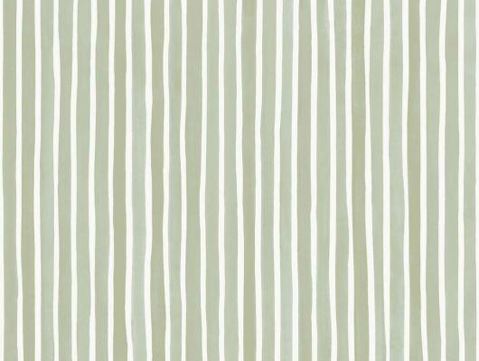 Обои art 110/5030 Флизелин Cole & Son Великобритания, Marquee Stripes, Английские обои, Полосатые обои