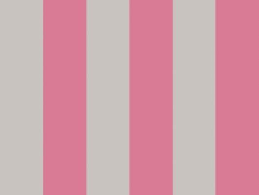 Обои art 110/6031 Флизелин Cole & Son Великобритания, Marquee Stripes, Английские обои, Полосатые обои