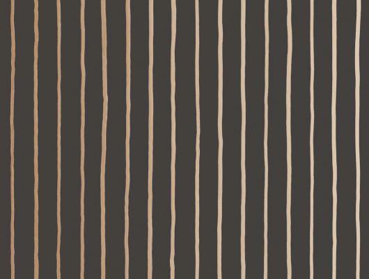 Обои art 110/7034 Флизелин Cole & Son Великобритания, Marquee Stripes, Английские обои, Полосатые обои