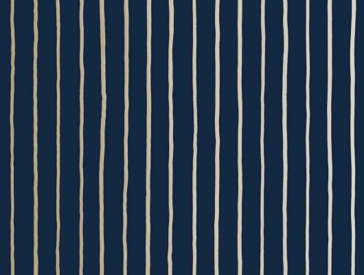 Обои art 110/7037 Флизелин Cole & Son Великобритания, Marquee Stripes, Английские обои, Полосатые обои