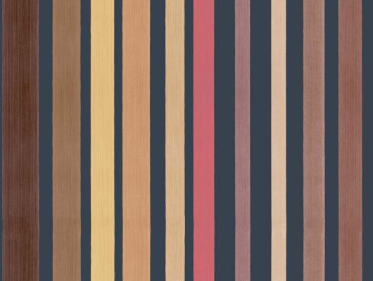 Обои art 110/9044 Флизелин Cole & Son Великобритания, Marquee Stripes, Английские обои, Полосатые обои