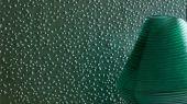 Флизелиновые обои, арт. 112592 из коллекции Anthology 07, Anthology, Великобритания с винтажным дизайном в изумрудном цвете выбрать для ремонта спальни.Фото в интерьере