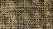 Приобрести обои для гостиной, арт. 112595 из коллекции Anthology 07 с имитацией рогожки в золотом оттенке,недорого.Фото в интерьере