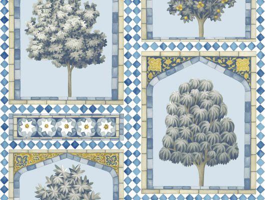 Обои art 113/10029 Флизелин Cole & Son Великобритания, Martyn Lawrence Bullard, Английские обои, Дизайнерские обои
