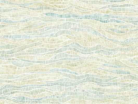 """Обои Cole & Son - """"Meadow"""" арт. 115/13038. Дизайн задуман как отражение естественных изгибов вересковых пустошей и долин, встречающихся по всей Британии, лютикового, серо-зелёного и сажевых цветов, воплощенный в акварельной технике. Обои в спальню, купить в магазине Одизайн, бесплатная доставка, Botanical Botanica, Обои для кухни, Обои для спальни"""