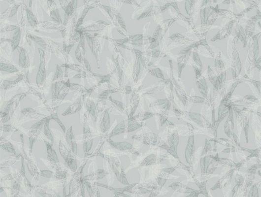 Дизайн обоев Nagar от Fardis представляет Вашему вниманию растительный орнамент, где листья и лепестки частично накладываясь друг на друга создают неподвластный времени образ, а структурный металлик серого оттенка придаст помещению законченный утончённый образ - арт. 117053. Стильные обои, Стоимость, заказать доставку., SHANGRI LA, Обои для гостиной, Обои для кухни, Обои для спальни
