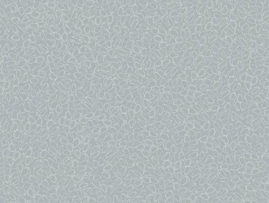 Обои Fardis - Kagan арт. 117061 - это нежные плавающие лепестки, на серо - голубом фоне структурного металлика, застигнутые лёгким порывом ветерка! Могут быть использованы в качестве фоновых обоев или как самостоятельный элемент для оформления стен. обои для квартиры, обои на стену, дизайнерские обои., SHANGRI LA, Обои для гостиной, Обои для кабинета, Обои для кухни, Обои для спальни