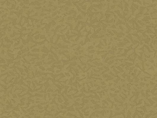 Обои Fardis - Foliage арт. 11769 в горчичном исполнении, служит хорошим дополнением к более ярким узорам данной коллекции. Орнамент складывается из абстрактных изображений падающих листьев. Выбрать обои в гостиную, обои в квартиру, флизелиновые обои., CANTARI, Обои для гостиной, Обои для спальни