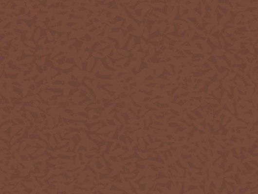 Обои Fardis - Foliage арт. 11771 в классическом красном исполнении, служит хорошим дополнением к более ярким узорам данной коллекции. Орнамент складывается из абстрактных изображений падающих листьев. Посмотреть коллекцию, выбрать обои, заказать доставку., CANTARI, Обои для гостиной, Обои для кабинета, Обои для спальни