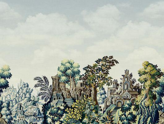 Обои art 118/17038 Флизелин Cole&Son Соединенное Королевство, HRP - Great Masters, Английские обои, Новинки, Обои для гостиной, Обои для кабинета, Обои для спальни, Обои с цветами, Фотообои