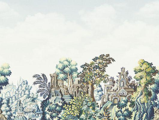 Обои art 118/17039 Флизелин Cole&Son Соединенное Королевство, HRP - Great Masters, Английские обои, Новинки, Обои для гостиной, Обои для кабинета, Обои для спальни, Обои с цветами, Фотообои