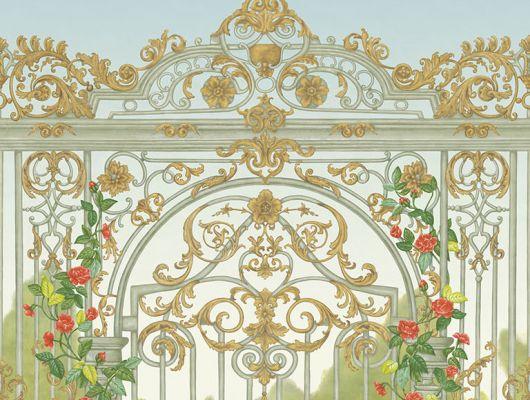 Обои art 118/8017 Флизелин Cole&Son Соединенное Королевство, HRP - Great Masters, Английские обои, Новинки, Обои для гостиной, Обои для кабинета, Обои для спальни, Обои с цветами, Фотообои