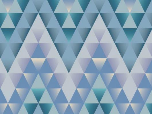Обои виниловые на флизелиновой основе Fardis GEO FRACTAL для гостиной, с объемным геометрическим рисунком, в светлых тонах, купить в Москве, доставка обоев на дом, оплата обоев онлайн, GEO, Обои для гостиной