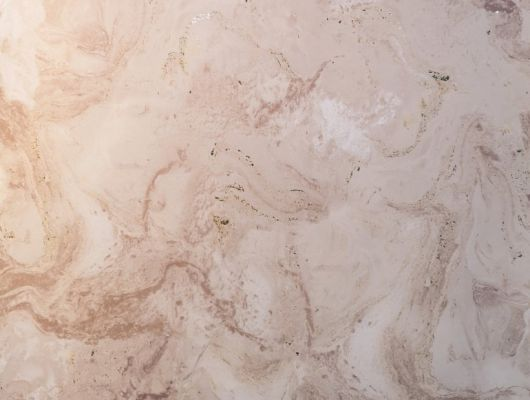 Обои виниловые с принтом  под мрамор розового цвета. Обои в ванную, обои в гостинную, абстрактные обои, обои с блеском, обои в детскую, DECO, Обои для гостиной, Обои для спальни