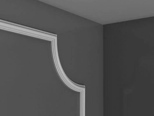 Угловой молдинг панелей PX103A, Orac decor, Лепнина и молдинги, Молдинги, Назначение, Угловые молдинги панелей