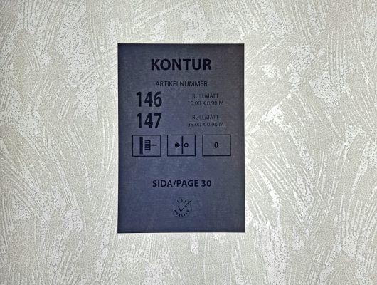 Обои под покраску 146 в каталоге Kontur 15 от Eco Wallpaper, с текстурой декоративной штукатурки, Kontur 15, Обои под покраску
