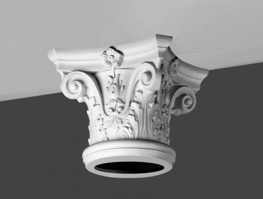 Колонна K1122  Orac Decor , Orac decor, Декоративные элементы, Колонны, Лепнина и молдинги, Назначение
