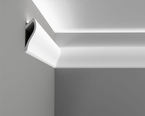 Карниз C371 - Shade  Orac Decor , Orac decor, Карнизы, Карнизы для скрытого освещения, Лепнина и молдинги, Молдинги, Назначение