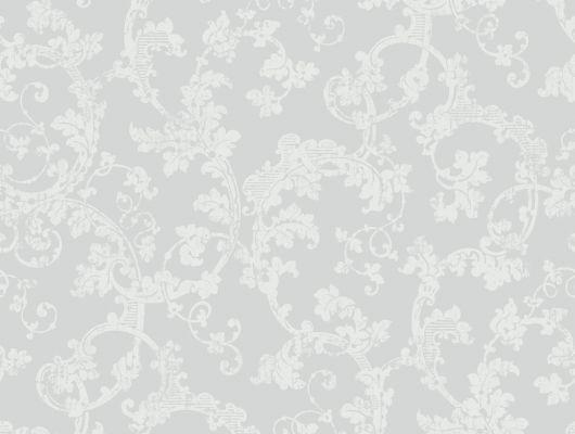 Кружевной узор на шведских декоративных обоях напечатанных методом каллиграфии придадут романтический образ вашей любимой комнате, A Vintage Book, Архив, Обои для гостиной, Обои для квартиры, Распродажа, Флизелиновые обои
