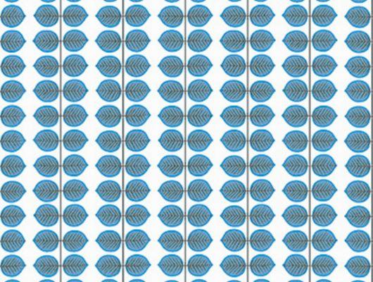 Обои от известного скандинавского дизайнера Stig Lindberg теперь могут украисить и вашу стену, Scandinavian Designers II, Дизайнерские обои, Обои для квартиры