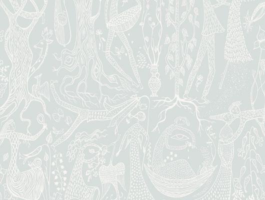 """Романтические обои """"Поэма о Любви"""" сделают спальню самой любимой комнатой в доме, Scandinavian Designers II, Новинки, Обои для квартиры, Обои для спальни"""